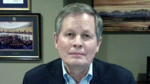 Sen. Daines: Court-packing would put leftist government on 'speeding train'