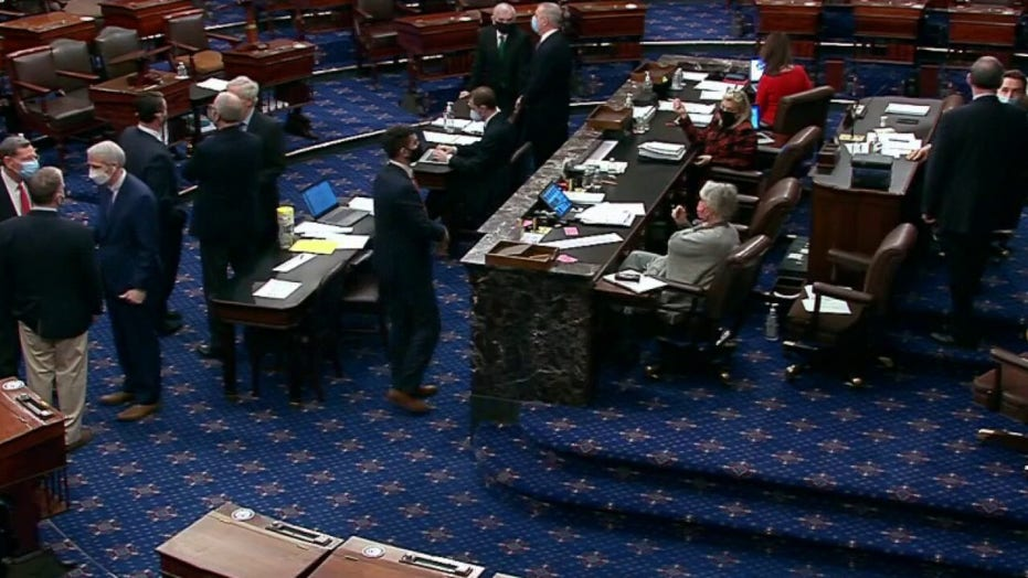 Senate votes to override Trump's NDAA veto