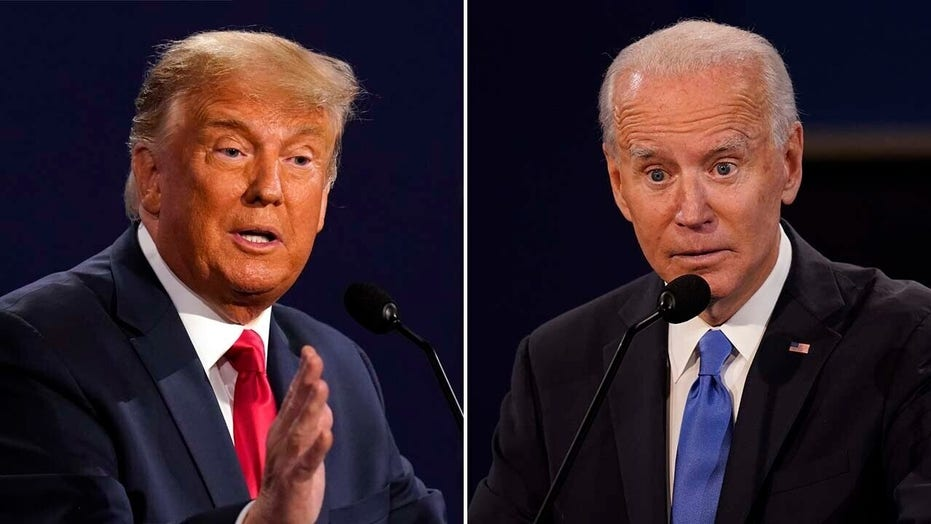 Trump warns voters in Iowa that Biden will 'destroy your farms'