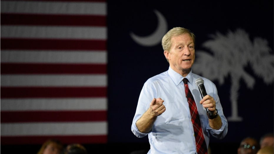 Tom Steyer on the issues