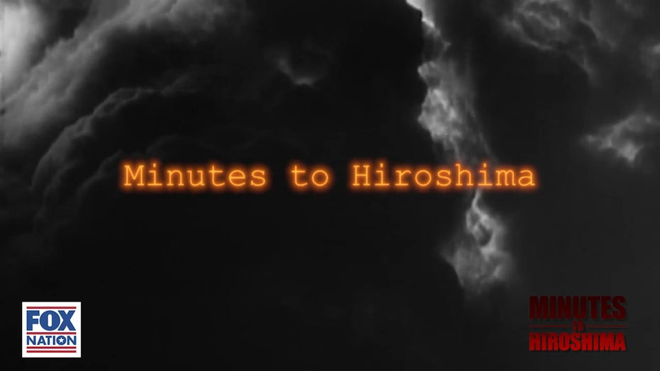 'Minutes to Hiroshima': The story behind the atomic bombings that ended WWII