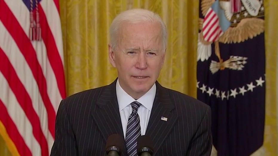 Biden touts success of vaccination efforts as US nears milestone