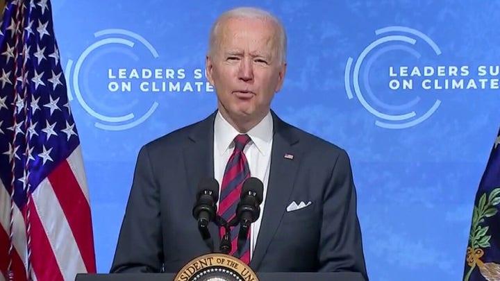 Biden unveils ambitious climate agenda amid bipartisan criticism
