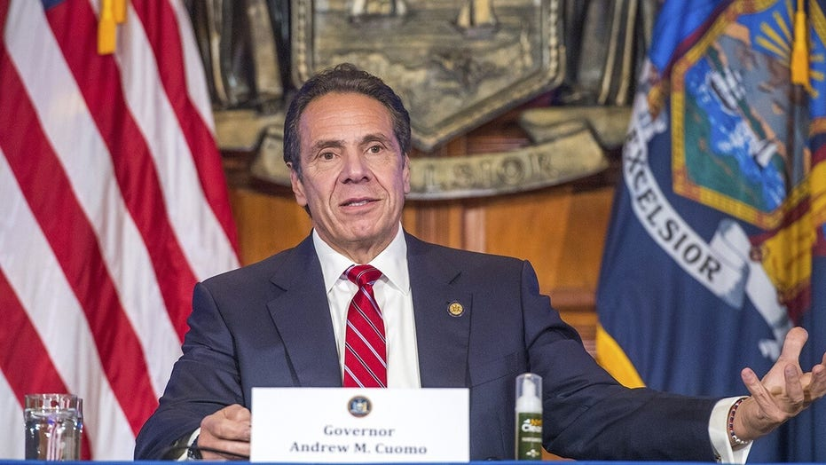 Cuomo says another NY total shutdown is 'something to worry about' amid coronavirus spike