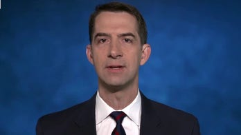 Cotton slams Obama-Biden 'A-Team' for past foreign policy failures