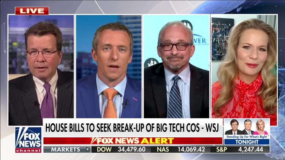 'Your World' finance panel warns of 'unintended consequences' from bipartisan bullseye on Big Tech