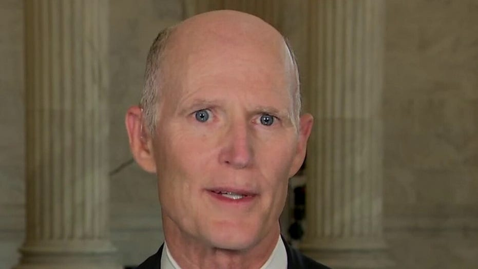Sen. Rick Scott calls out Georgia Democrat Senate candidates as 'puppets for Chuck Schumer'