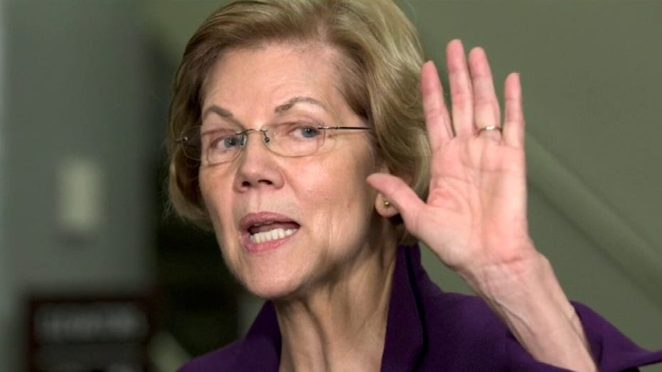 Warren hopes push to fight online misinformation will win voters over