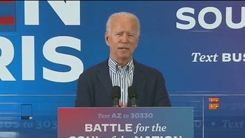 Biden slams White House statement taking credit for 'ending' coronavirus pandemic