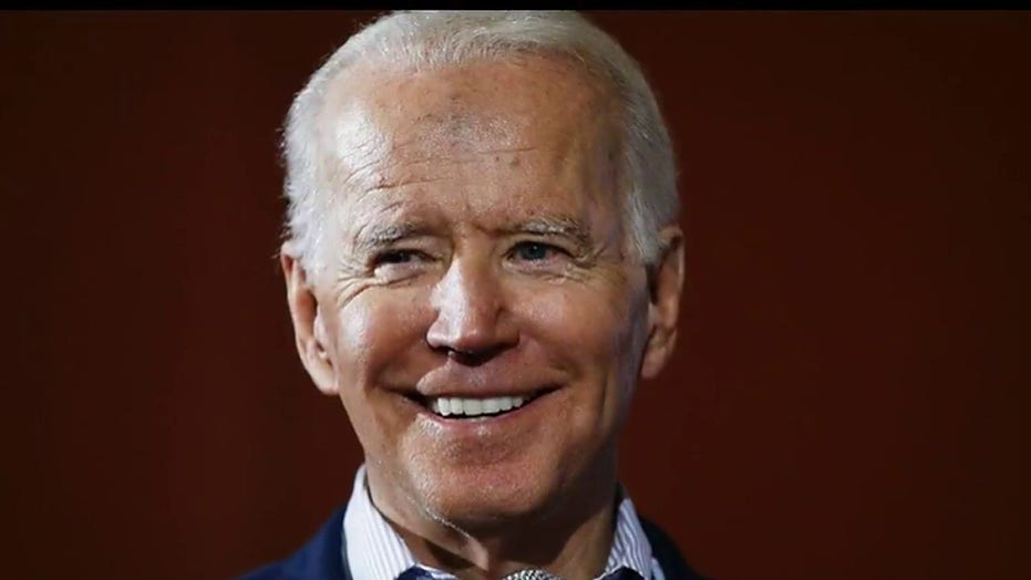 Biden forming White House transition team after scoring endorsements from Obama, Sanders and Warren