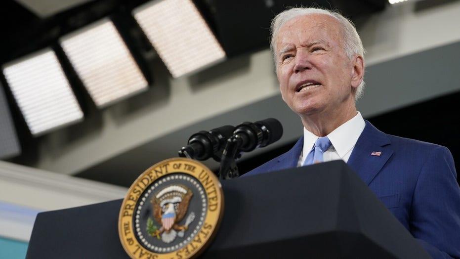 Sen. Kennedy slams Biden's chaotic crises response
