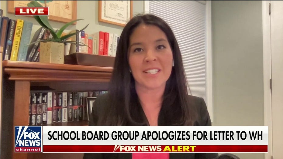 National School Boards Association apology 'too little, too late': Parents Defending Education president