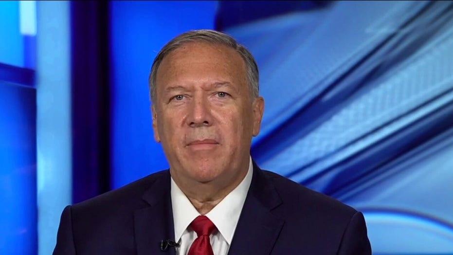 Pompeo: Biden 'has refused' to show leadership during Afghanistan 'debacle'