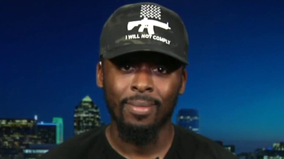 Colion Noir blasts ACLU for declaring the Second Amendment 'racist': 'Disgusting' to use racism