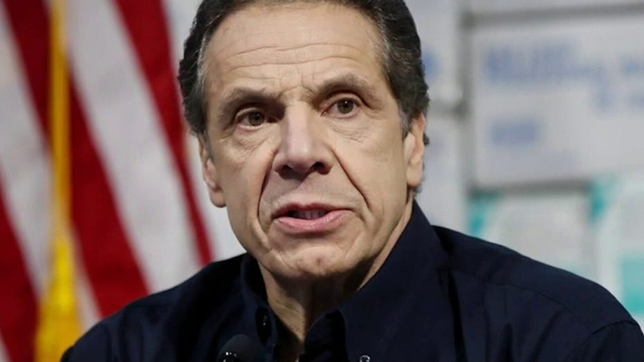 CNN finally addresses sexual harassment claims against Cuomo after 24 hours of silence