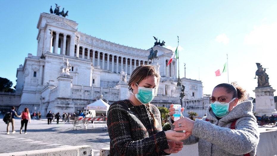 Italy tops South Korea with the coronavirus