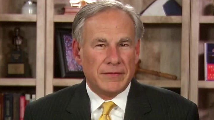 Texas Governor writes Biden requesting a federal emergency declaration at the border