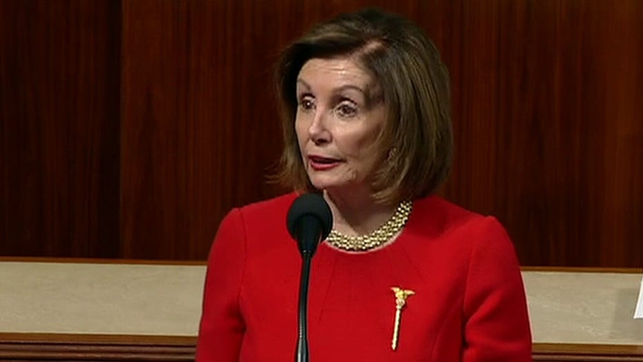 House Democrats pass voting by proxy, Nancy Pelosi's $3 trillion stimulus bill