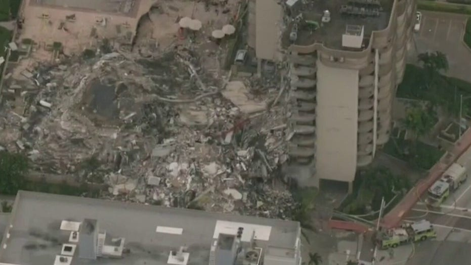 'Your World' on Florida building collapse, infrastructure deal