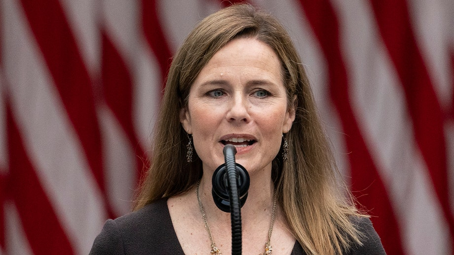 Republican AGs use Dems' own words to support Amy Coney Barrett in letter to Senate
