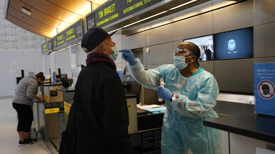 Millions of Americans expected to travel for Thanksgiving despite CDC warnings