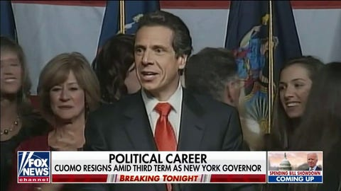Andrew Cuomo's resignation ends a 'storybook' political career: Bryan Llenas