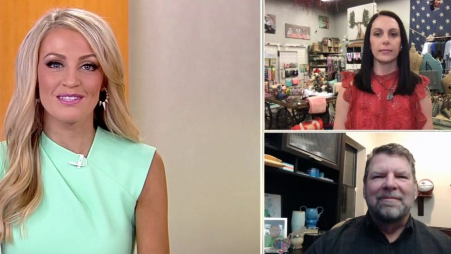 Texas, Mississippi business owners react to coronavirus restrictions being lifted