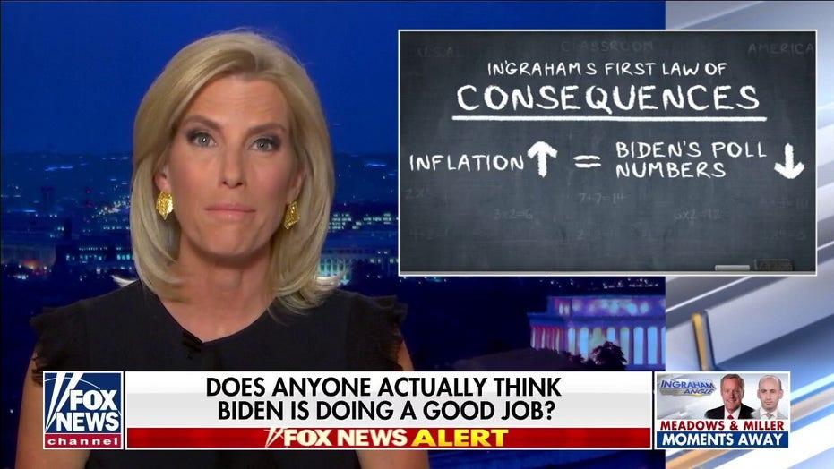 Laura Ingraham: Democrats should be worried