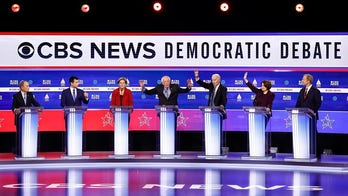 Who deserves blame for 'unwatchable' Democrat debate in South Carolina?