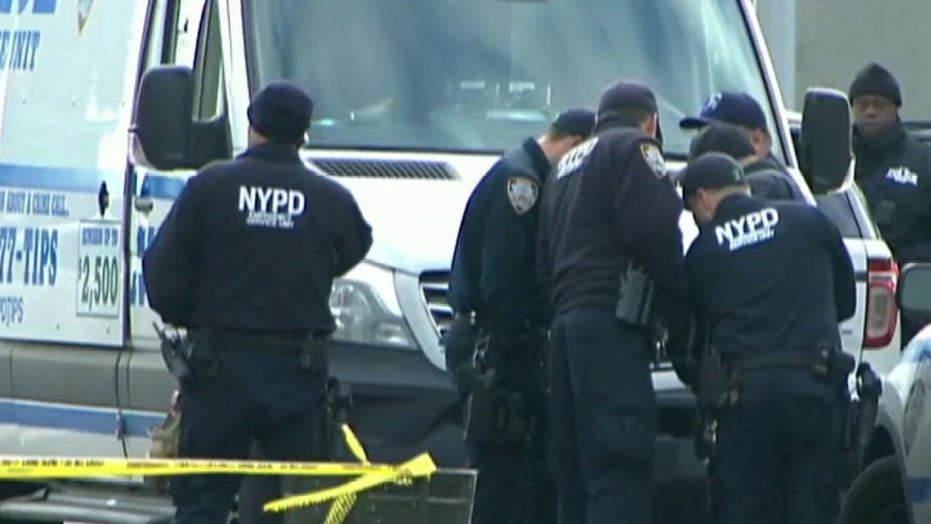 Second NYPD officer wounded, suspect in custody after ambush in the Bronx