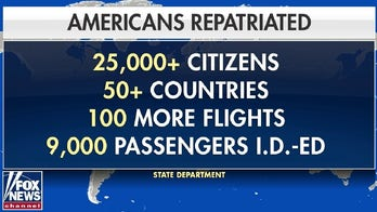 State Department bringing home thousands of Americans stranded overseas during COVID-19