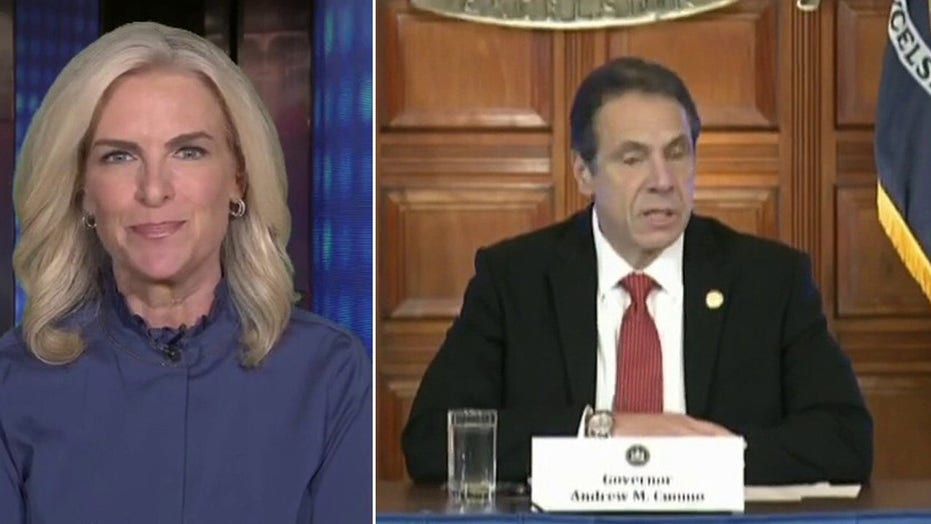 Janice Dean reacts to Cuomo leading COVID conference call with governors: 'I'm not surprised anymore'