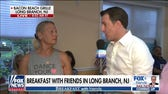 Todd Piro travels to New Jersey for 'Breakfast with Friends'