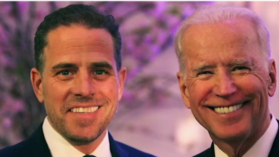 Joe Biden claims 'foul play' in Hunter tax investigation but says he's 'not concerned'