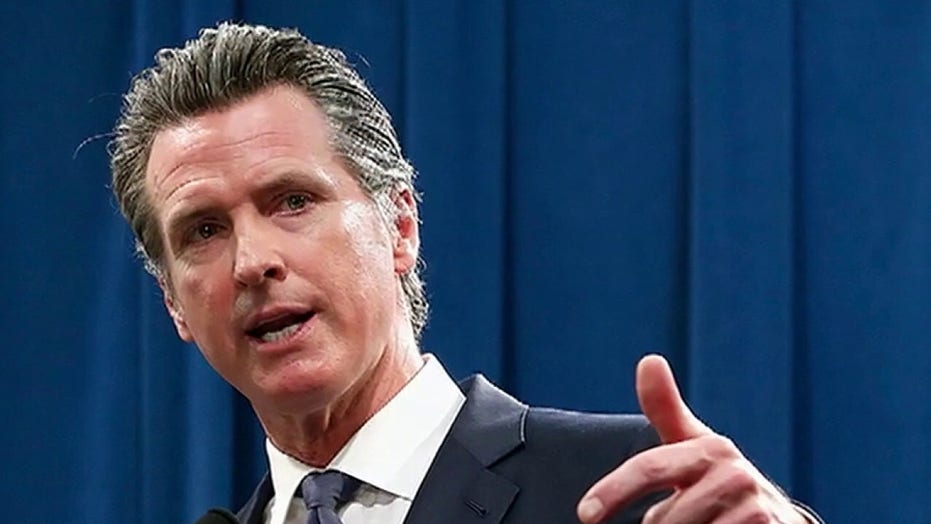 Gov. Gavin Newsom under fire for inconsistent coronavirus mandates