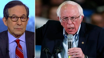 Chris Wallace warns Republicans 'salivating' over the rise Bernie Sanders
