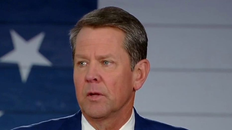 Kemp points finger at GOP secretary of state in canvass controversy