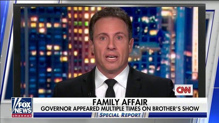 Cuomo brothers are a 'close-knit, Democratic dynasty': Howard Kurtz