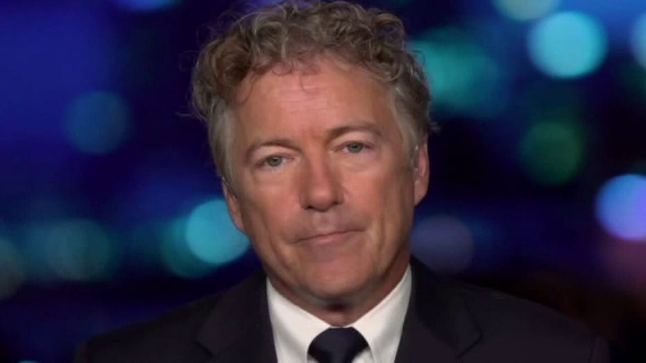 Rand Paul shreds Fauci for allegedly 'lying dozens of times' over COVID-19