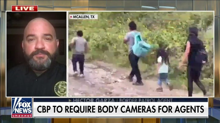 Border Patrol now required to wear body cameras