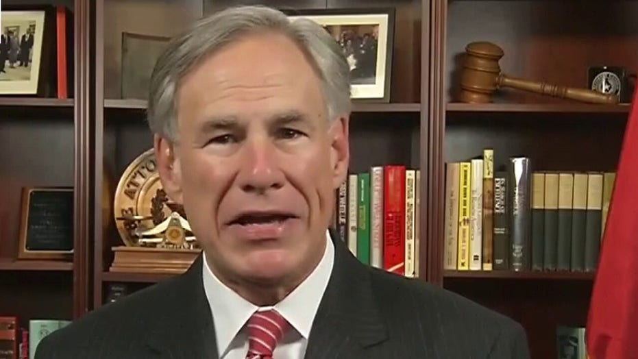 Texas Gov. Abbott promises 'no more lockdowns' in his state