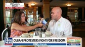 Breakfast with 'Friends' on LA's mask mandate, Cuban protests