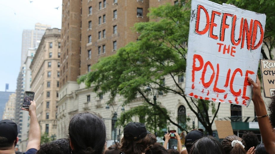 Growing push to defund or dismantle police departments in big cities across America