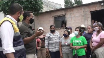 Fox News visits Guatemalan slums prior to the arrival of Vice President Harris