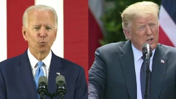 Biden holds poll position over Trump with four months to go to Election Day