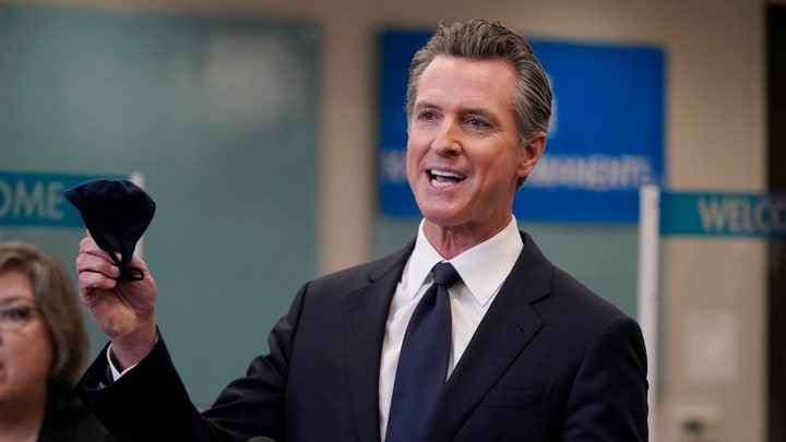 Father of murder victim pushes to recall Newsom, far-left CA leaders