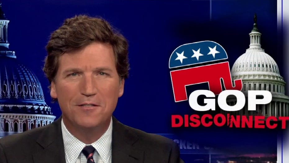Tucker Carlson: Why Republicans no longer recognize their own party