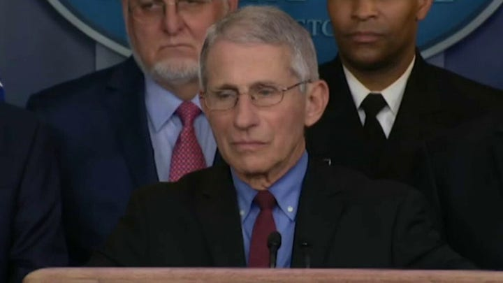 Are Fauci's day's numbered?