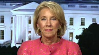 DeVos: Kids can't be held hostage by political agendas
