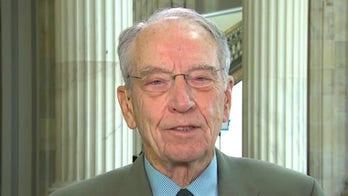 Sen. Grassley slams Big Tech as 'superspreaders' of misinformation
